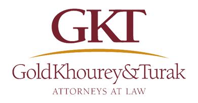 Gold, Khourey & Turak Attorneys at Law Logo