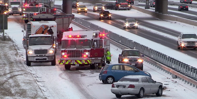 5 Tips for Avoiding Car Accidents on Slick Ohio Valley Roads