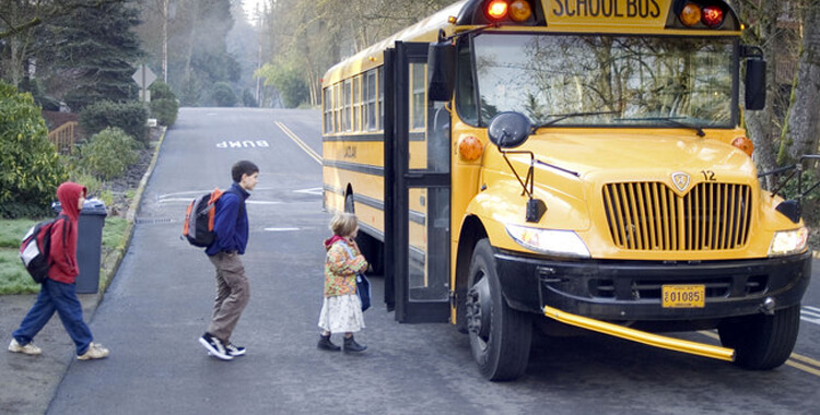 It's Back to School.  Take Time To Slow Down…In The Blink An Eye.