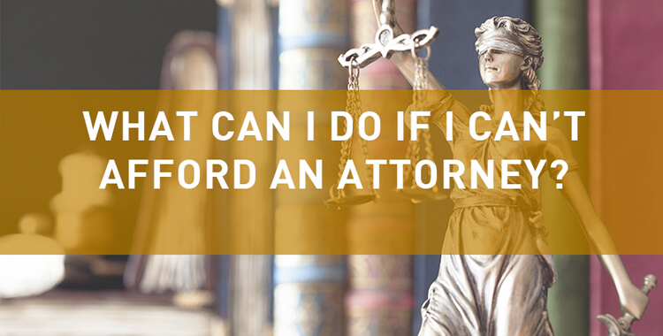 What if I can't afford a personal injury attorney?