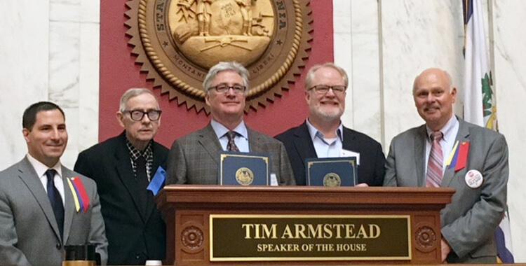 Meet West Virginia's History Heroes