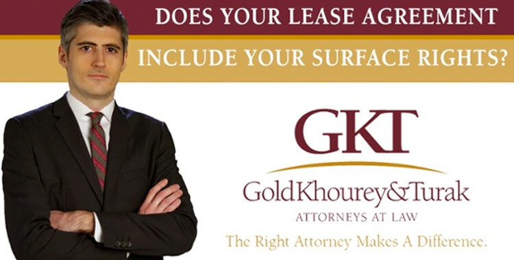 Does Your Oil and Gas Lease Agreement Include Surface Rights?