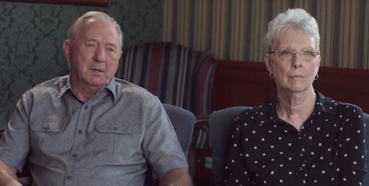 Larry and Elva Barr - Oil and Gas