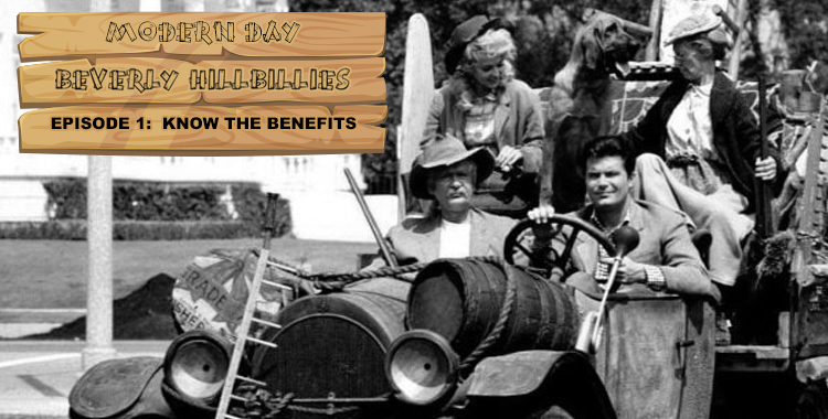 Modern Day Beverly Hillbillies:  Know Your Social Security Benefits