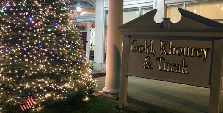 GKT Celebrates 17th  Christmas Tree Lighting