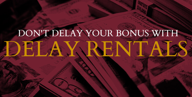 Don't Delay With Oil and Gas Delay Rentals