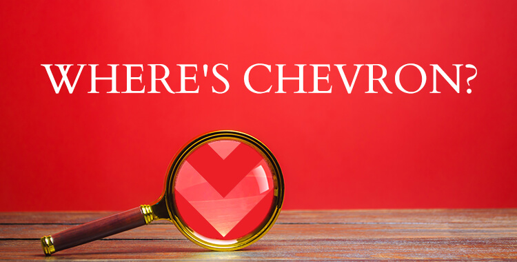 So What's The Deal With…Chevron?