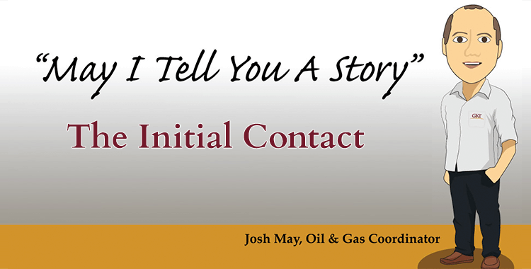 The Initial Contact