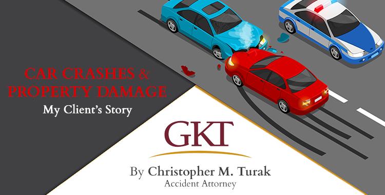 Car Accident Claim & Property Damage