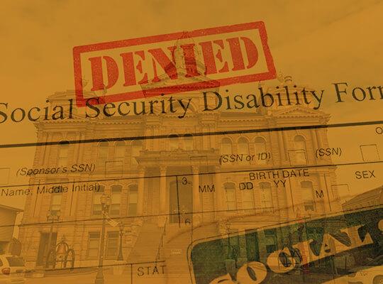 St. Clairsville SS Denied Form