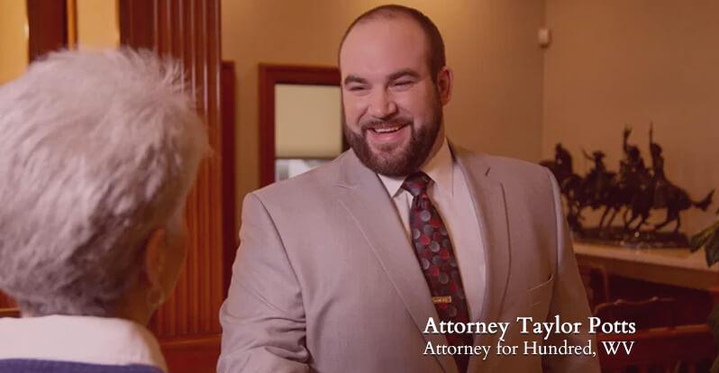 Attorney Taylor Potts