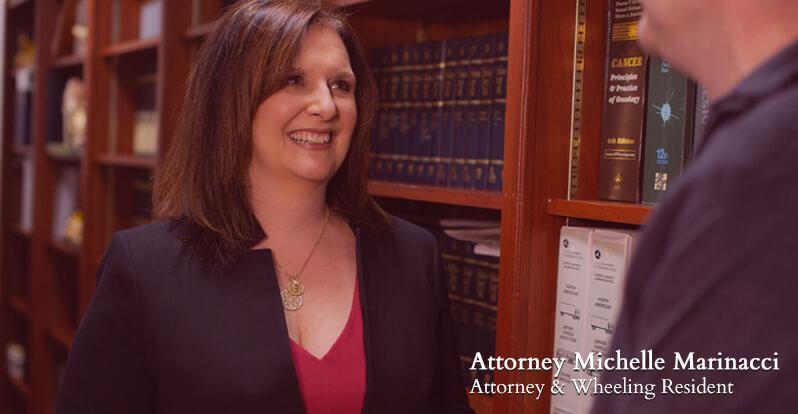 Attorney Michelle Marinacci