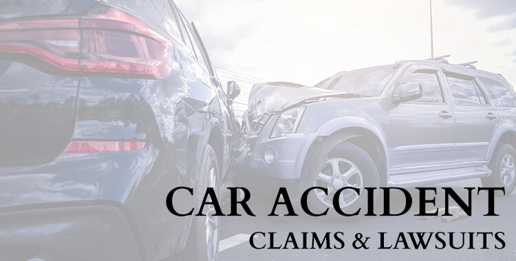 Car Accident Claims & Lawsuits