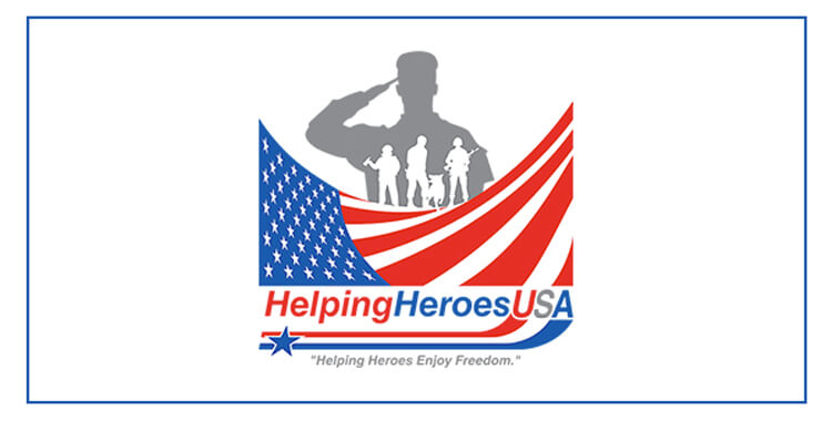 GKT Supports Helping Heroes