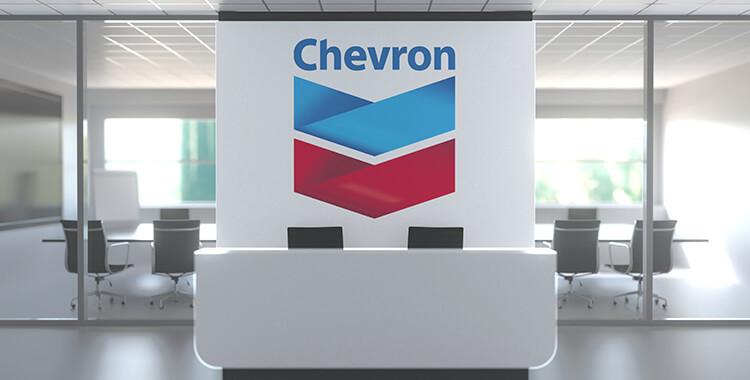 Chevron Desk