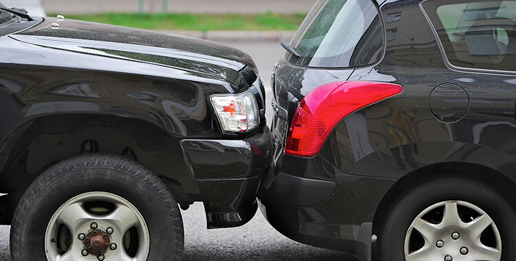 Pregnant Woman with Baby involved in small car accident