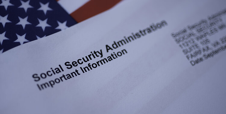 Paper of social security administration